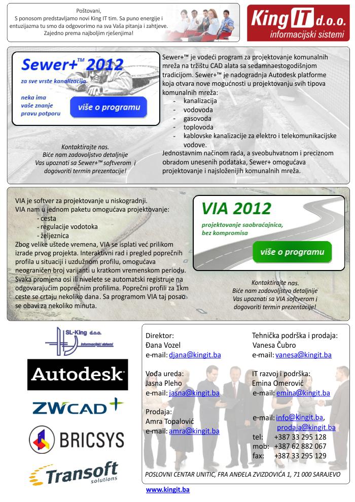 E-vijesti Septembar 2012
